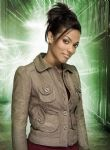 "Freema Agyeman ""Martha Jones"" from Doctor Who  Rare hand signed 10 x 8 Photograph #2"